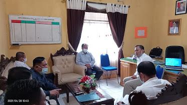 Diskominfo Kabupaten Batanghari Sambut Study Banding DPRD Kabupaten Bungo