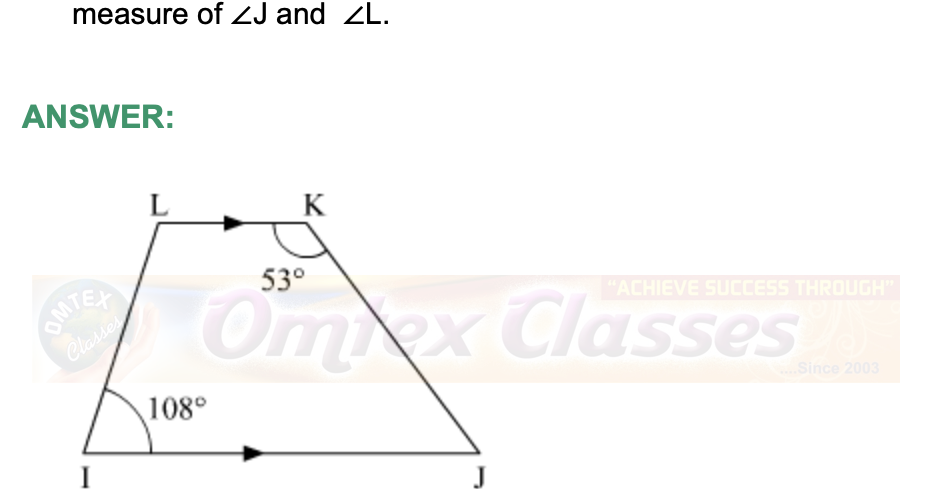 OMTEX CLASSES: Practice Set 5.4, Chapter 5