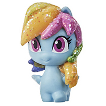 MLP Special Sets Unicorn Party Present Rainbow Dash Pony Cutie Mark Crew Figure