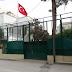 Απεργία πείνας Κυπρίων φοιτητών απέναντι από το τουρκικό προξενείο