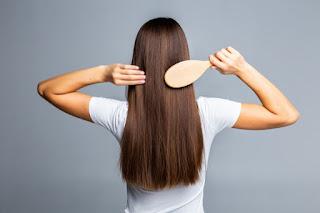 ketahui penyebab rambut bercabang