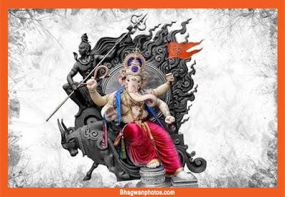 Ganpati Bappa Wallpaper Images Free Download