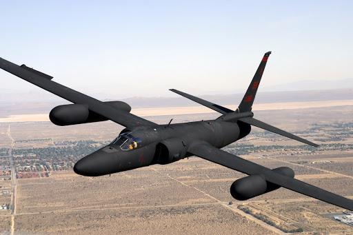 U2 reconnaissance Aircraft