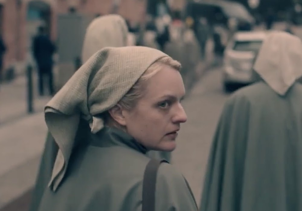 SuperBowl |  The Handmaid's Tale libera prévia da terceira temporada.