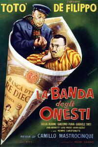 Watch La Banda degli Onesti Online Free in HD