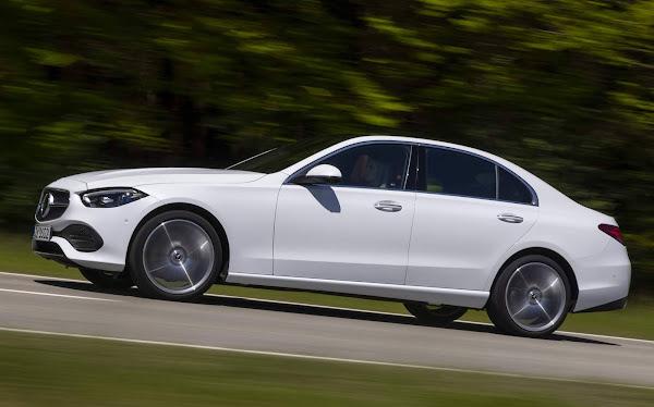 Novo Mercedes-Benz Classe C 200 2022