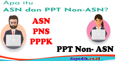 Apa Itu ASN dan PPT Non-ASN?