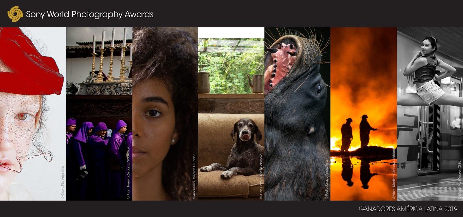 Los Sony World Photography Awards reconocen a los fotógrafos Latinoamericanos con un nuevo premio y una exposición exclusiva