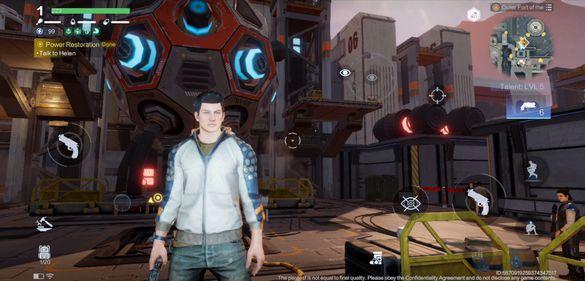 تحميل لعبة Project Arrival للاندرويد النسخة التجريبية الاولى