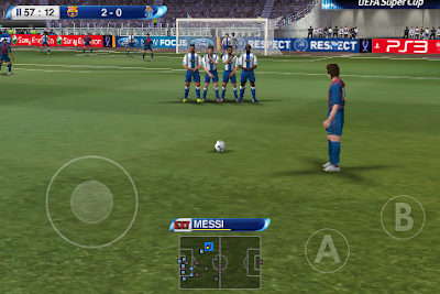 PES 2012 v1.0.5 Apk Android