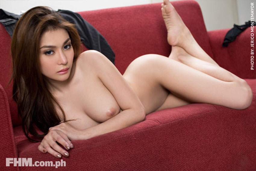 nude female celebrities rufa mae quinto