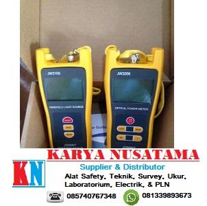 Jual Optical Power  Meter JW 3208 dan  JW 3109 di Makasar