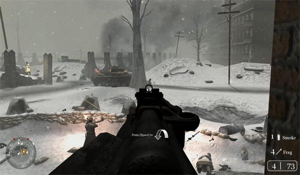 تحميل لعبة Call Of Duty 2 من ميديا فاير