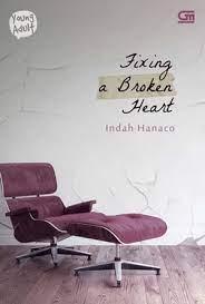 Download Novel Fixing a Broken Heart PDF Indah Hanaco