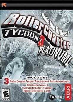 Roller Coaster Tycoon 3 Platinum [PC] [Full] Español [MEGA]