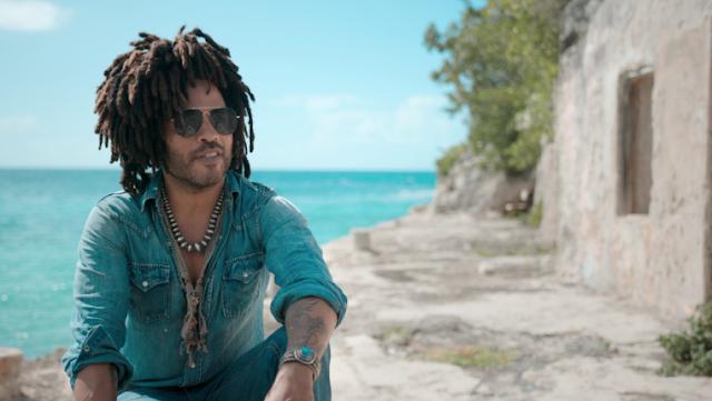 Lenny Kravitz nueva imagen de Las Bahamas