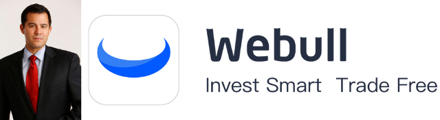 webull stock trader mobile application rating