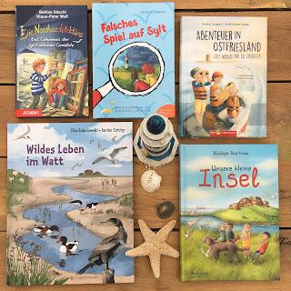 Kinderbücher Nordsee