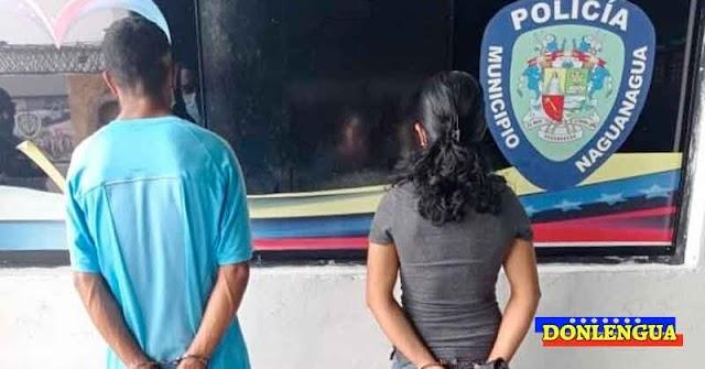 Pareja detenida por intentar vender a su hijo recién nacido