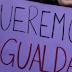 Marcha histórica contra el machismo