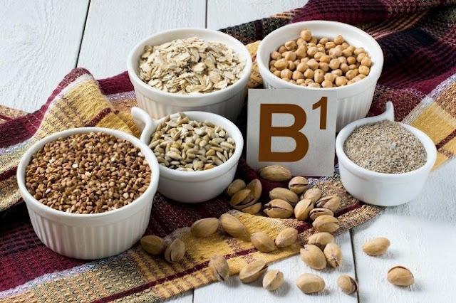 βιταμίνη Β1 (θειαμίνη).