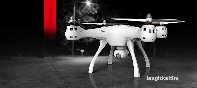 Drone Syma X8 Pro Drone GPS Dari Syma