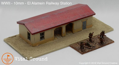 El Alamein Railway Station picture 1