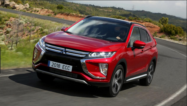 2019 Mitsubishi Eclipse Cross Efficiency, Features, and Cost Estimate