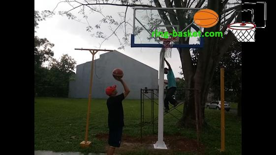 papan pantul basket