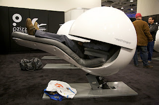 metronap sleeping pods