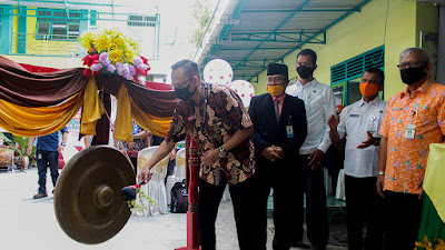 Implementasikan Link and Match, Nasmoco Magelang Hadir di SMK Patriot Pituruh