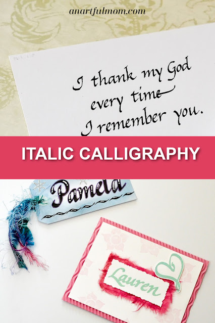 Italic Calligraphy for Beginners