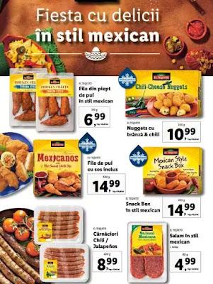 promotii lidl catalog 13 iulie 19 iulie 2020 saptamana mexicana