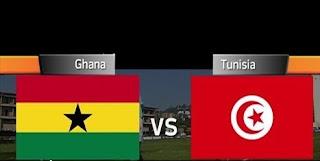 مباشر مشاهدة مباراة تونس وغانا بث مباشر 8-7-2019 كاس الامم الافريقية يوتيوب بدون تقطيع