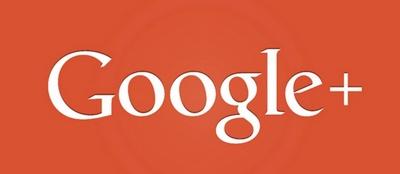 Google + Entrar Plus login criar