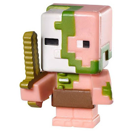 Minecraft Zombie Pigman Mini Figures