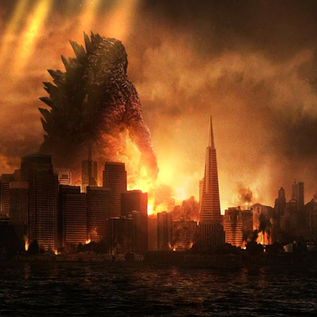 Godzilla 2014 Wallpaper Engine