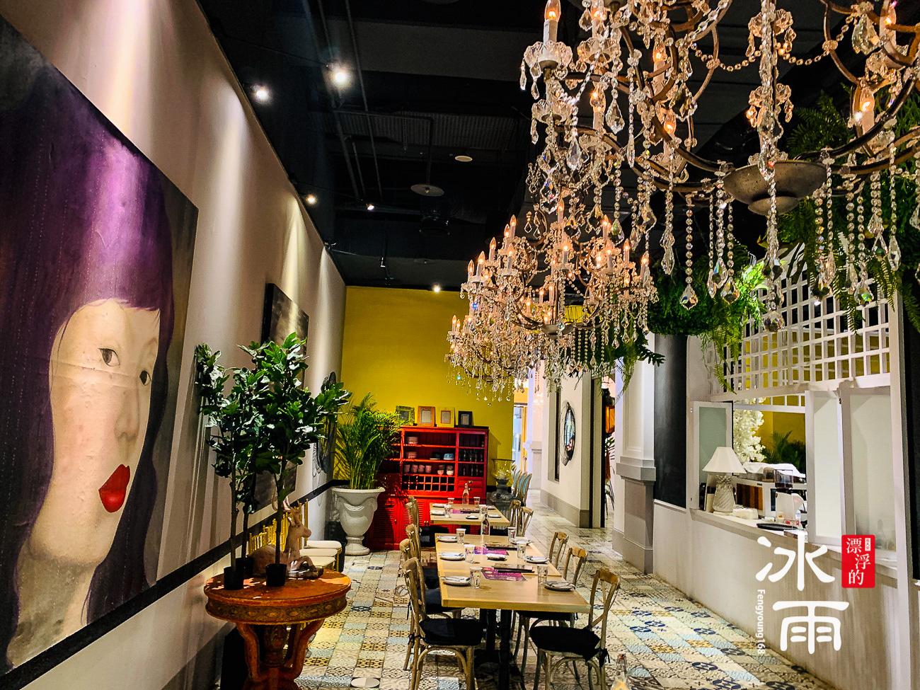WOOTAIWAN大直ATT店|室內風景
