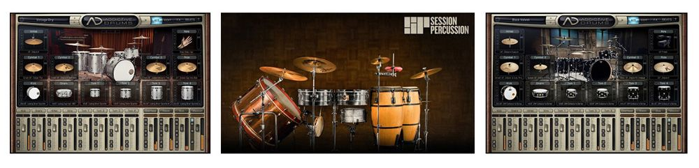 Addictive Drums Instrumentos de Percusión VST