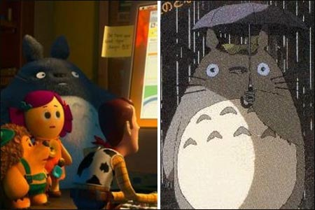 totoro toy story