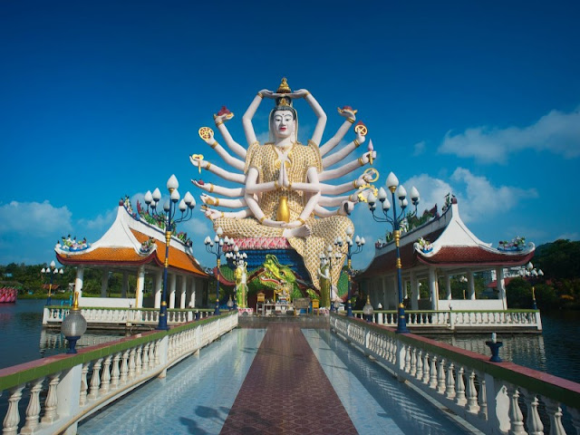 Destinasi Wisata Untuk Keluarga di Thailand