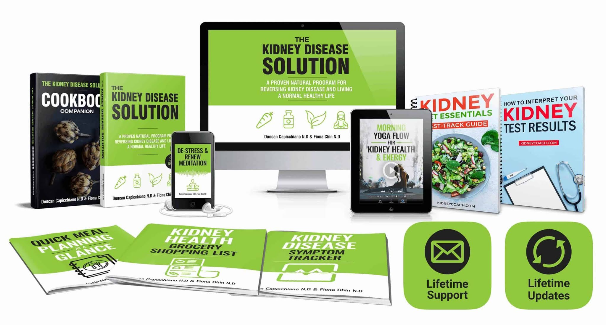 The Kidney Disease Solution Program Review