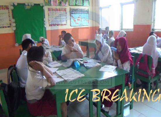 Ice Breaking menarik dengan yel-yel untuk memulai Pelajaran