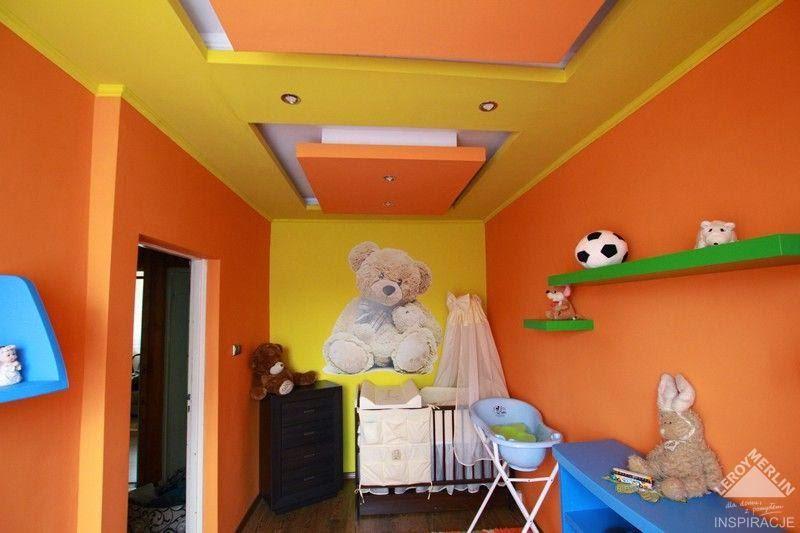 Habitaciones de beb con paredes color naranja - Pared naranja combina con ...