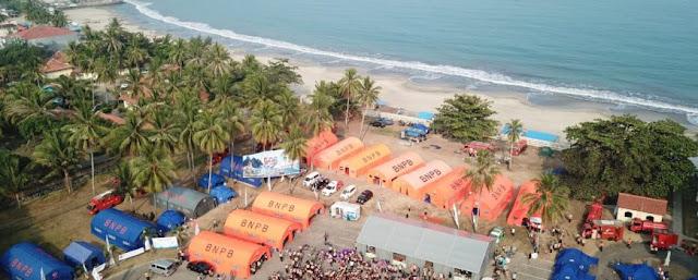 BNPB Peringati Hari Pramuka dan Puncak Ekspedisi Destana Tsunami di Serang
