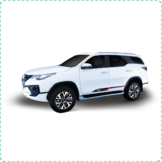 Toyota Fortuner 2.8 sigma 4 TRD 2020  in Pakistan