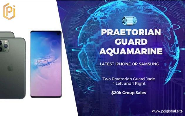 PGI Praetorian Guard AQUAMARINE