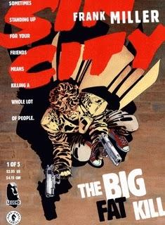 Sin City Volume 3: The Big Fat Kill PDF Download