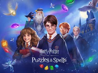 Primeiro trailer do jogo 'Harry Potter: Puzzles & Spells' é divulgado | Ordem da Fênix Brasileira