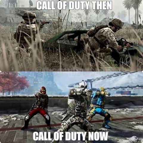 Why CoD Infinite Warfare is Overshadowed By The Modern Warfare Remaster Social Media Reactions
